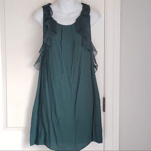 Free People Emerald Dress